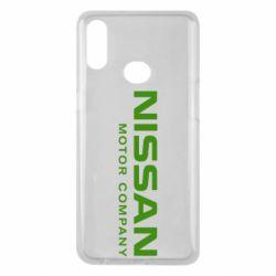 Чохол для Samsung A10s Nissan Motor Company