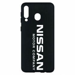 Чохол для Samsung M30 Nissan Motor Company