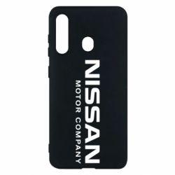 Чохол для Samsung M40 Nissan Motor Company