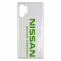 Чохол для Samsung Note 10 Plus Nissan Motor Company