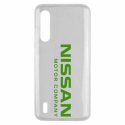 Чехол для Xiaomi Mi9 Lite Nissan Motor Company