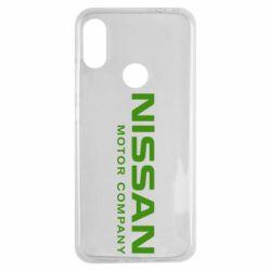 Чехол для Xiaomi Redmi Note 7 Nissan Motor Company