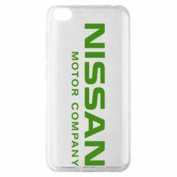 Чехол для Xiaomi Redmi Go Nissan Motor Company