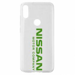 Чехол для Xiaomi Mi Play Nissan Motor Company