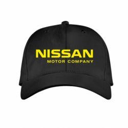Детская кепка Nissan Motor Company - FatLine