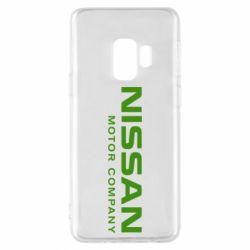 Чохол для Samsung S9 Nissan Motor Company
