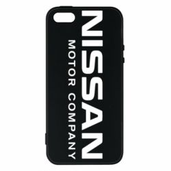 Чохол для iphone 5/5S/SE Nissan Motor Company