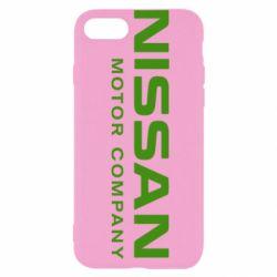 Чохол для iPhone 7 Nissan Motor Company