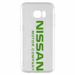 Чохол для Samsung S7 EDGE Nissan Motor Company