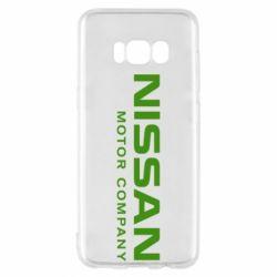 Чохол для Samsung S8 Nissan Motor Company