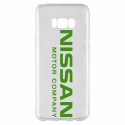 Чохол для Samsung S8+ Nissan Motor Company