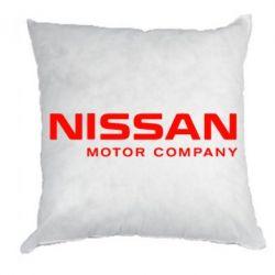 Подушка Nissan Motor Company - FatLine