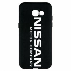 Чохол для Samsung A5 2017 Nissan Motor Company