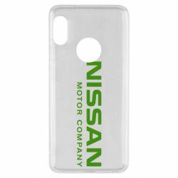 Чехол для Xiaomi Redmi Note 5 Nissan Motor Company