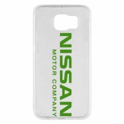 Чохол для Samsung S6 Nissan Motor Company