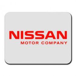 Коврик для мыши Nissan Motor Company - FatLine