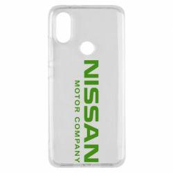 Чехол для Xiaomi Mi A2 Nissan Motor Company