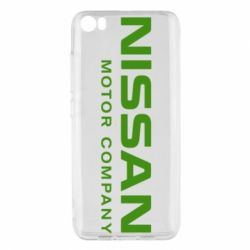 Чехол для Xiaomi Mi5/Mi5 Pro Nissan Motor Company