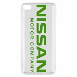 Чехол для Xiaomi Mi 5s Nissan Motor Company