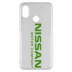 Чехол для Xiaomi Mi8 Nissan Motor Company