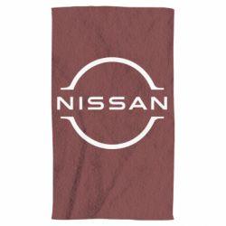 Рушник Nissan new logo