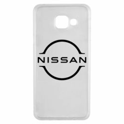 Чохол для Samsung A3 2016 Nissan new logo