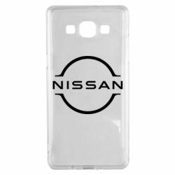 Чохол для Samsung A5 2015 Nissan new logo