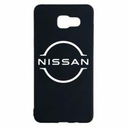 Чохол для Samsung A5 2016 Nissan new logo
