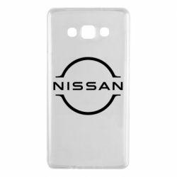 Чохол для Samsung A7 2015 Nissan new logo