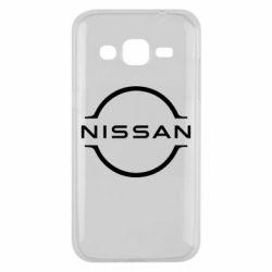 Чохол для Samsung J2 2015 Nissan new logo