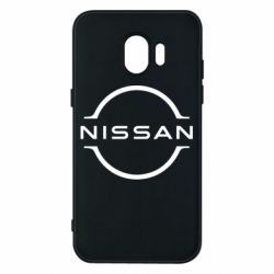 Чохол для Samsung J2 2018 Nissan new logo