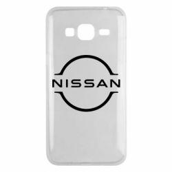 Чохол для Samsung J3 2016 Nissan new logo