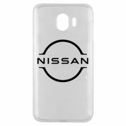 Чохол для Samsung J4 Nissan new logo