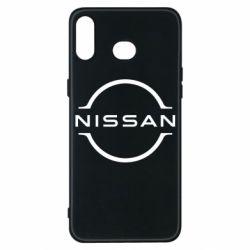 Чохол для Samsung A6s Nissan new logo