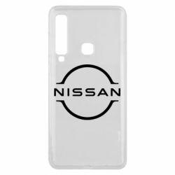 Чохол для Samsung A9 2018 Nissan new logo