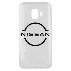 Чохол для Samsung J2 Core Nissan new logo