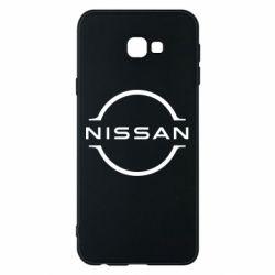 Чохол для Samsung J4 Plus 2018 Nissan new logo