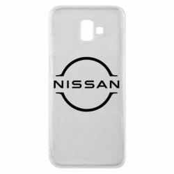 Чохол для Samsung J6 Plus 2018 Nissan new logo