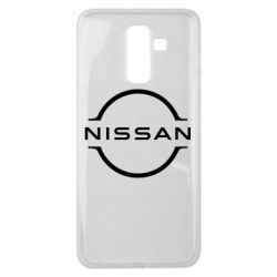 Чохол для Samsung J8 2018 Nissan new logo