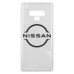 Чехол для Samsung Note 9 Nissan new logo