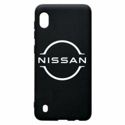 Чохол для Samsung A10 Nissan new logo