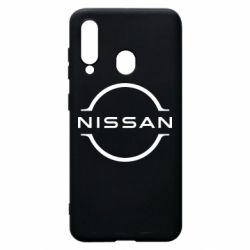 Чехол для Samsung A60 Nissan new logo