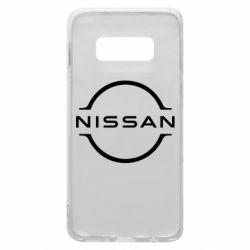 Чехол для Samsung S10e Nissan new logo