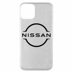 Чохол для iPhone 11 Nissan new logo