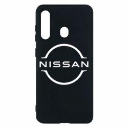 Чехол для Samsung M40 Nissan new logo
