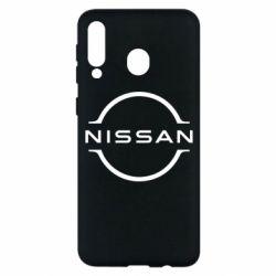 Чехол для Samsung M30 Nissan new logo
