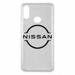 Чохол для Samsung A10s Nissan new logo