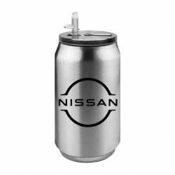 Термобанка 350ml Nissan new logo