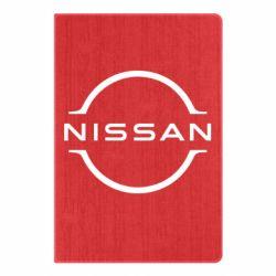 Блокнот А5 Nissan new logo