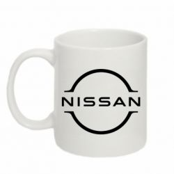 Кружка 320ml Nissan new logo